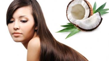 Sử dụng dầu dừa trong lúc gội đầu để mang đến mái tóc mềm mượt