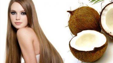 Cách sử dụng dầu dừa giúp tóc dài nhanh