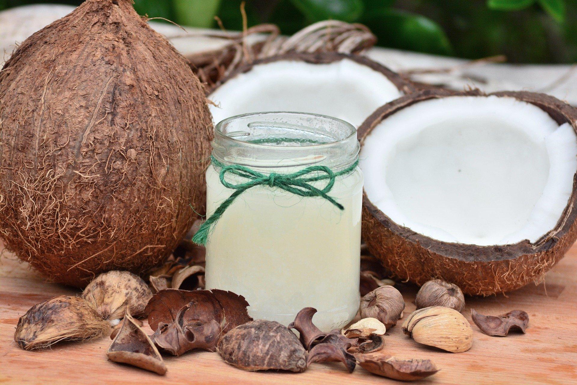 Dầu dừa là một trong những thực phẩm lành mạnh nhất trên hành tinh